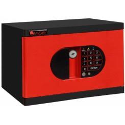 Мебельный сейф MS.17.K.Е RED