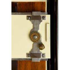 Реставрированный Антикварный сейф 1880-90годов (Германия)