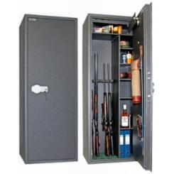 Сейф для оружия TSS 160M/K5 на 5 стволов