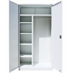 Шкаф гардеробный офисный ШКГ-12 ог