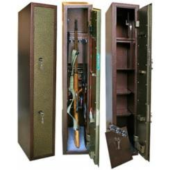 Сейф для ружья ШХО-3Т (на 3 ствола)