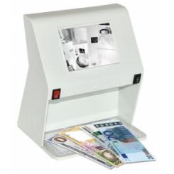 Универсальный видео ИК детектор валют (банкнот) Спектр-Видео-Евро