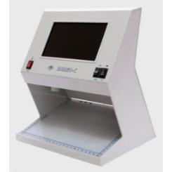 Универсальный видео ИК детектор валют (банкнот) Спектр-Видео-С