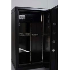 Взломостойкий огнестойкий сейф KASO серии E-500® модель Е3-509 (Темная груша) 3-й класс