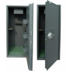 Взломостойкий сейф I класса для хранения оружия TSS 150MM/k17