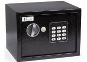 Мебельный сейф БС-17Е.9005